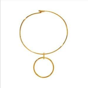 India Hicks DOUBLE O Choker Necklace
